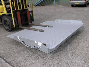 Picture of 12 Tonne Standard Forklift Container Ramp