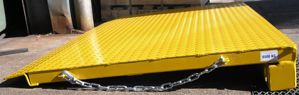 Picture of Forklift Ramp Extension to suit Reefer Refrigerated Container